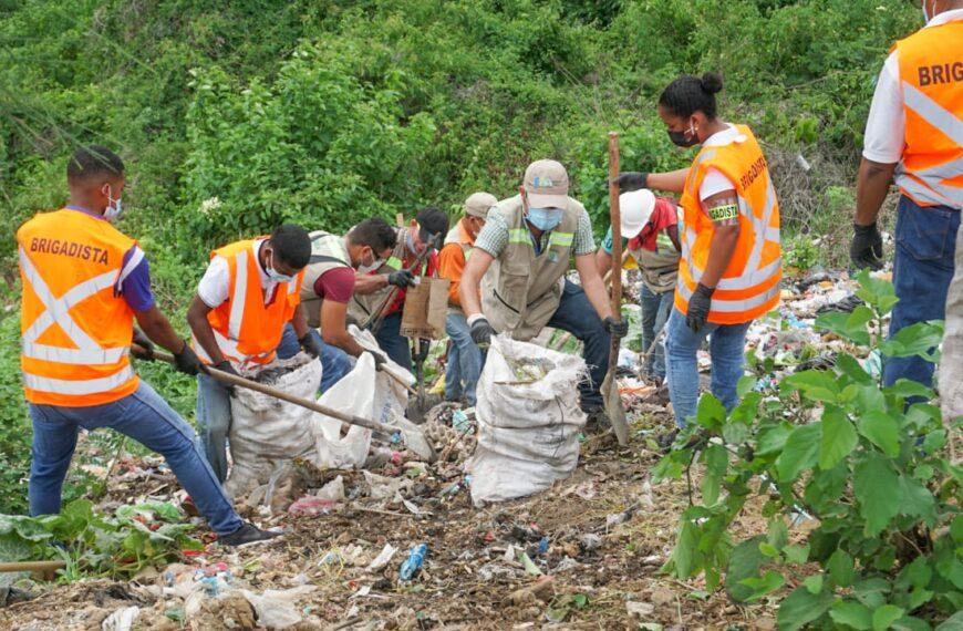 EPA avanza en recuperación de zonas degradadas de La Popa